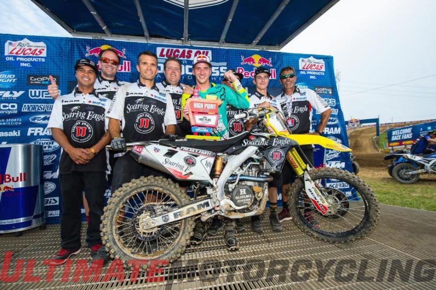 2015 High Point Motocross Results | Roczen Earns Win #1