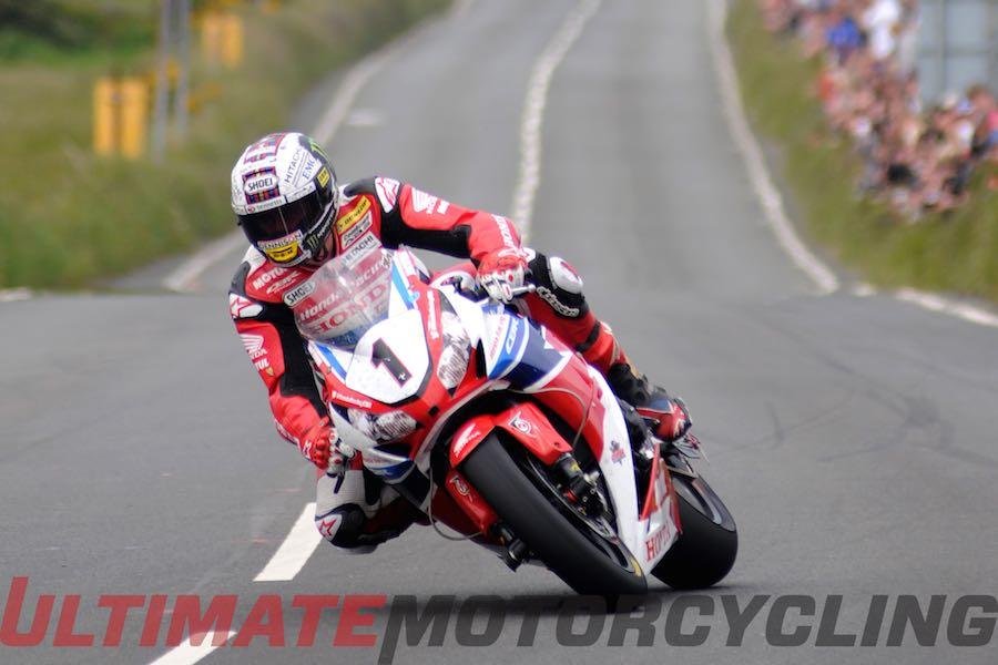 2015 Senior TT Results   McGuinness Claims 23rd TT! CBR1000RR