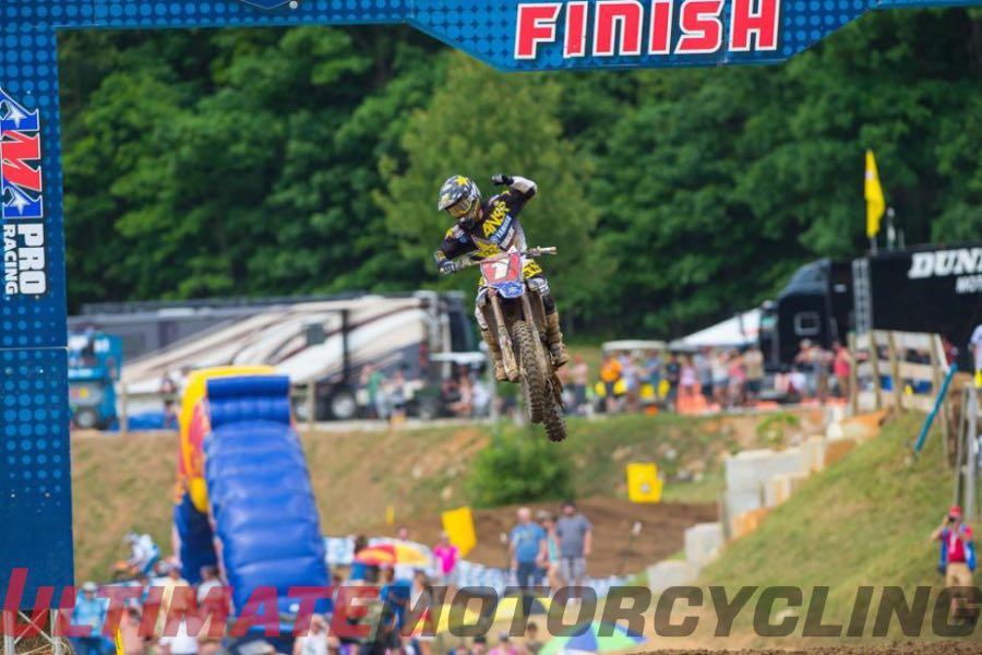 2015 Muddy Creek 250 Motocross Results & Recap
