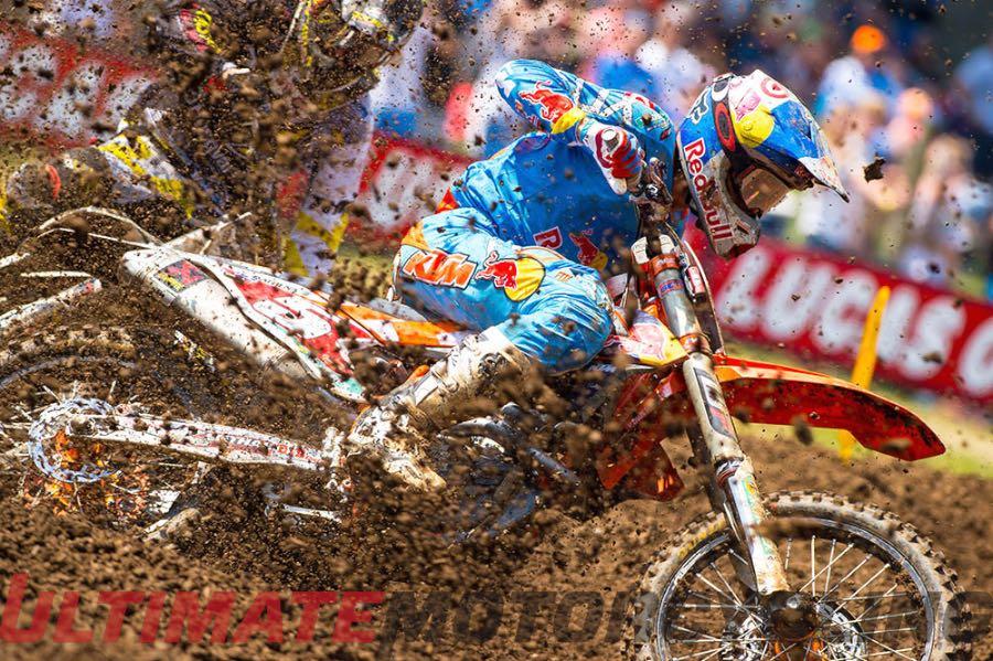 2015 Muddy Creek Motocross Results | KTM's Dungey Again