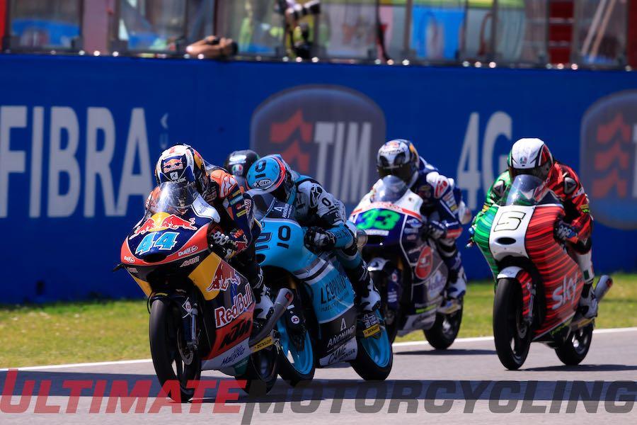 2015 Mugello Moto3 Results   Recap & Photos