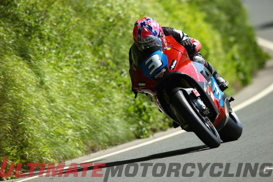 Victory Racing Silently Revs 110.97mph Average at TT Zero Practice