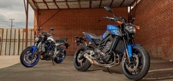 2016 Yamaha FZ-07 & FZ-09 Arrive in Late Summer   Photos