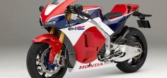 2016 Honda RC213V-S Confirmed for US | $184K, 101 HP
