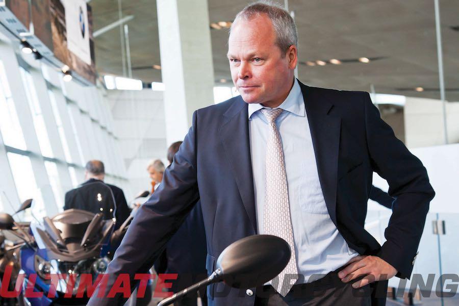 BMW Motorrad CEO Stephan Schaller | Behind the Curtain Q&A
