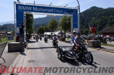 2015 BMW Motorrad Days | 15th Edition Recap & Photos