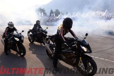 2015 BMW Motorrad Days | 15th Edition Recap & Photos test bikes