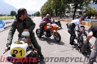 2015 BMW Motorrad Days | 15th Edition Recap & Photos boxer race