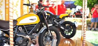 Ducati Bologna Birthday Bash – For the Scrambler, of Course