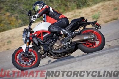 2015 Ducati Monster 821 Review | Performance Bump