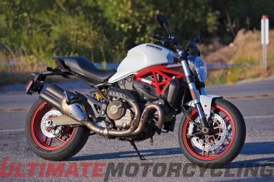 2015 Ducati Monster 821 Review | Performance Bump Profile