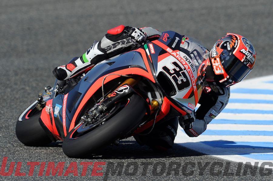 Marco Melandri & Aprilia Terminate MotoGP Contract
