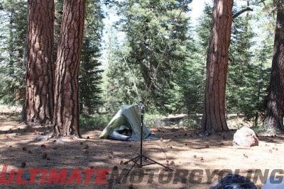 Moto DX Safari – Ham Radio Camping
