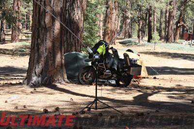 Moto DX Safari – Ham Radio Camping Via Honda Gold Wing GS
