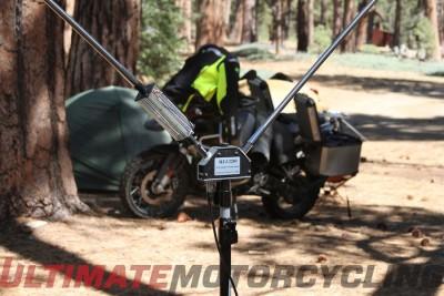Moto DX Safari – Ham Radio Camping Via Honda