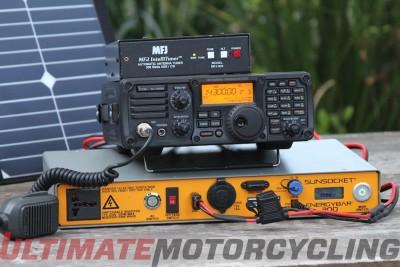 Moto DX Safari – Ham Radio