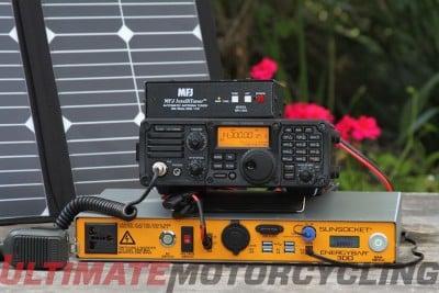 Moto DX Safari – Ham Radio Setup