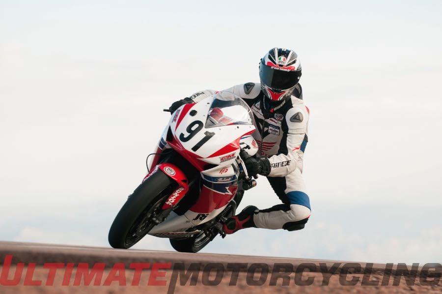 Pikes Peak Motorcycle Results 2015 - Honda's Tigert Dominates