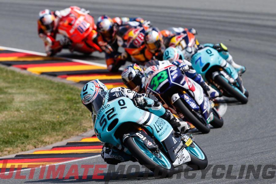 Sachsenring Moto3 2015 Results | Kent's Runaway Victory