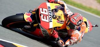 2015 Sachsenring MotoGP Practice – Marquez Tops Smith
