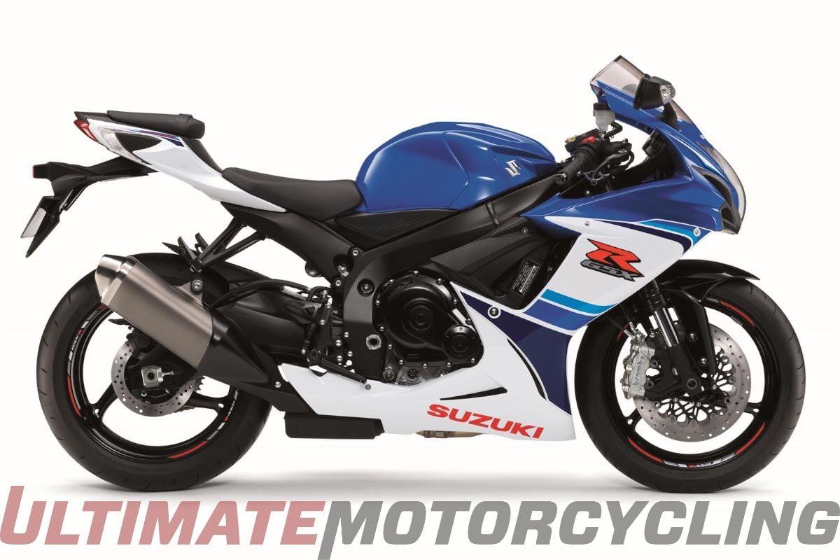 Suzuki GSX-R1000 30th Anniversary Unveiled | Profile