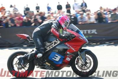 Help Catch a Thief! Victory Isle of Man TT Bike Stolen Lee Johnston
