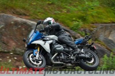 2016 BMW R1200RS Review – Return of a True Sport Tourer left side
