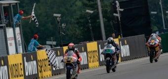 2015 Brno Moto3 Results | Antonelli Earns Debut Win