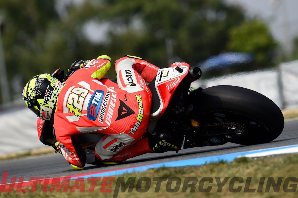 2015 Brno MotoGP Results | Czech Republic Grand Prix Recap Iannone