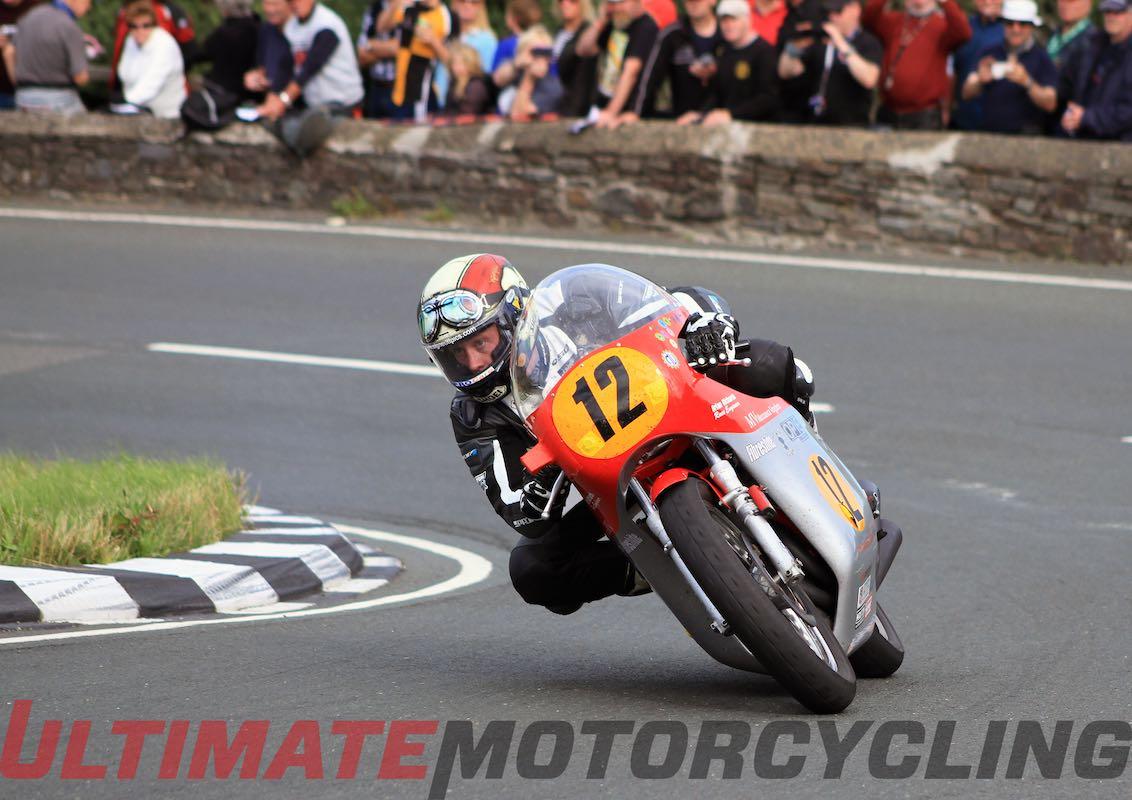 2015 Classic TT 500cc Race Results | MV Agusta's Harrison Earns Win