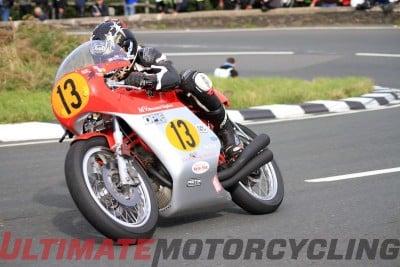 2015 Classic TT 500cc Race Results | MV Agusta's Harrison Earns Win Johnston