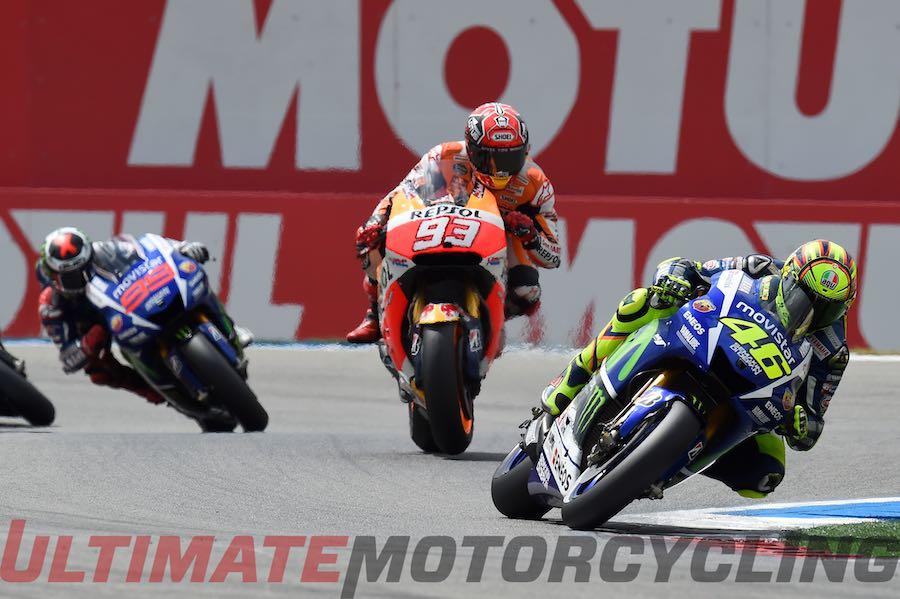 2015 Czech Republic MotoGP Preview | Battles Boom into Brno