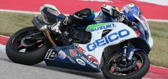 GEICO Suzuki Team Set for MotoAmerica Debut at Indy