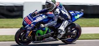 2015 Indy MotoGP Friday Practice – Lorenzo Edges Marquez