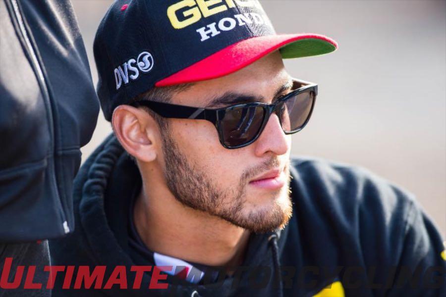 Justin Bogle on GEICO Honda 450 Bike for Final 3 Races