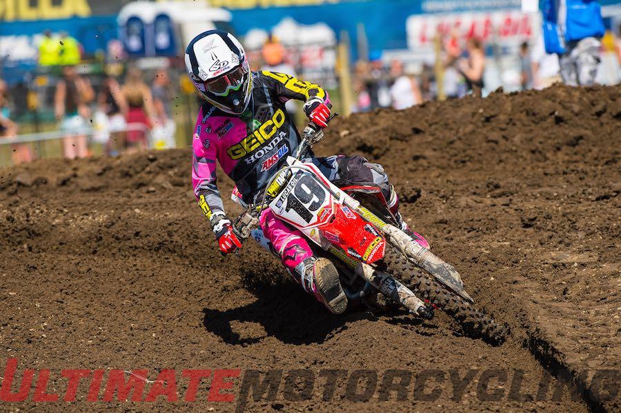 Utah MX 2015 - Bogle Set for Another 450 Ride