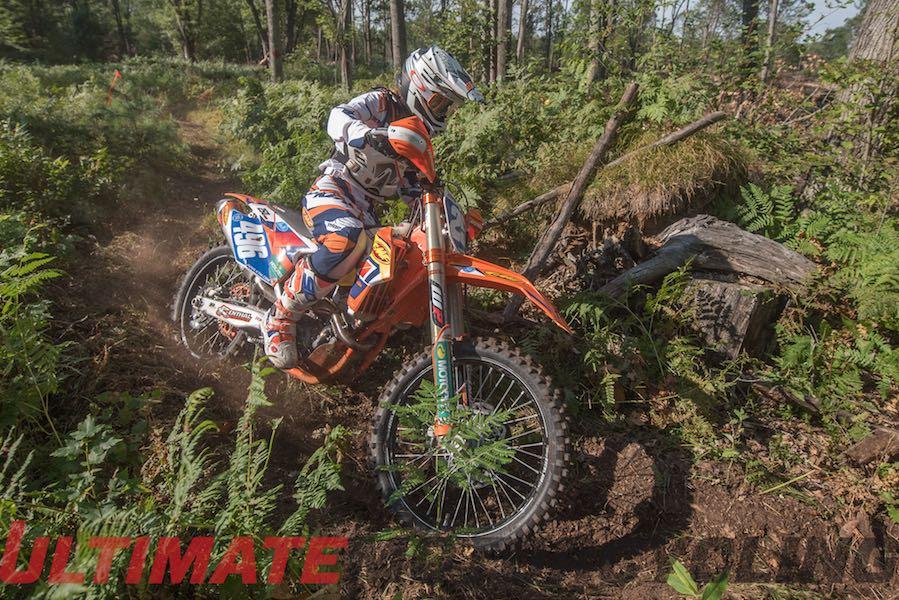 KTM's Kacy Martinez Earns Debut Win - Jack Pine Enduro