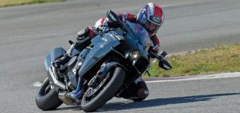 Kawasaki Ninja H2 Review | Test at Auto Club Speedway
