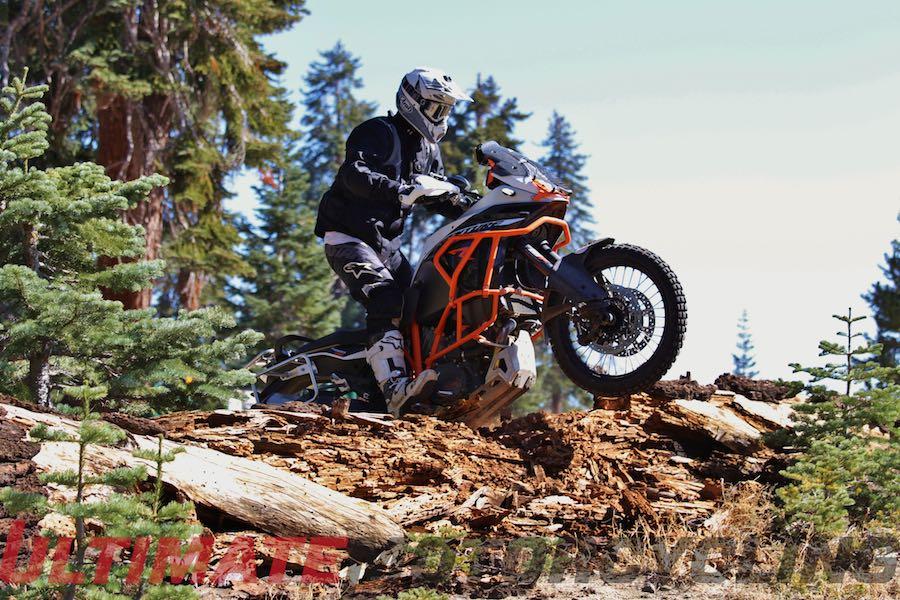 KTM 1190 Adventure R Touratech Extreme Rear Shock Released Wheelie