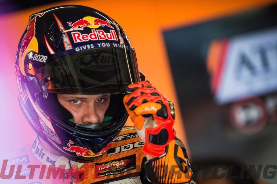 MotoGP: Stefan Bradl Joins Aprilia Racing Team Gresini