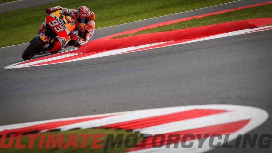 2015 Silverstone MotoGP Results | British GP Recap Marquez