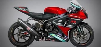 Suzuki GSX-R 30th Birthday Livery Set for Indy MotoGP