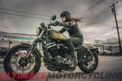 2016 Harley-Davidson Iron 883 Preview   Photos & Specs riding