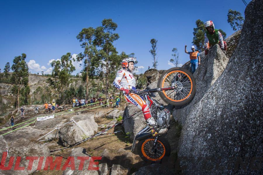 Honda's Toni Bou Clinches 9th X-Trial World Championship