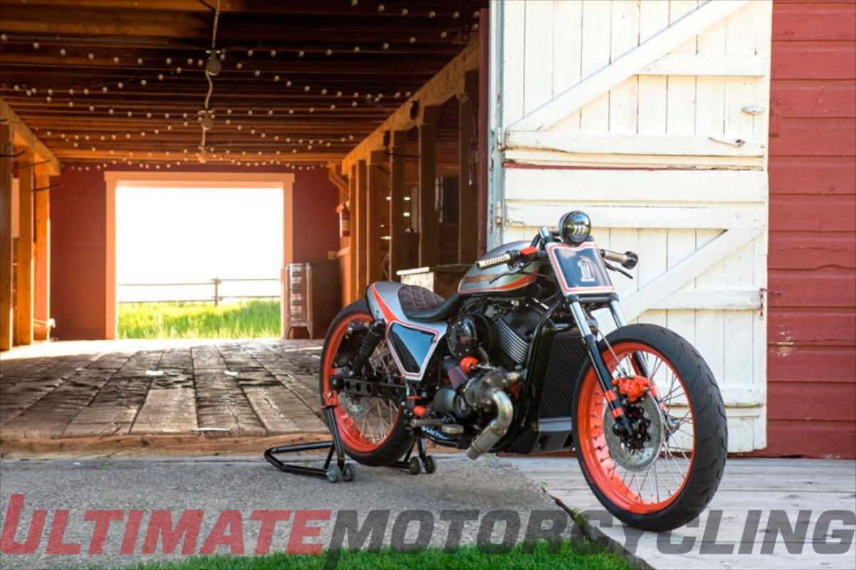 Harley-Davidson Custom Kings - Yellowstone H-D Takes Top honors Street 750