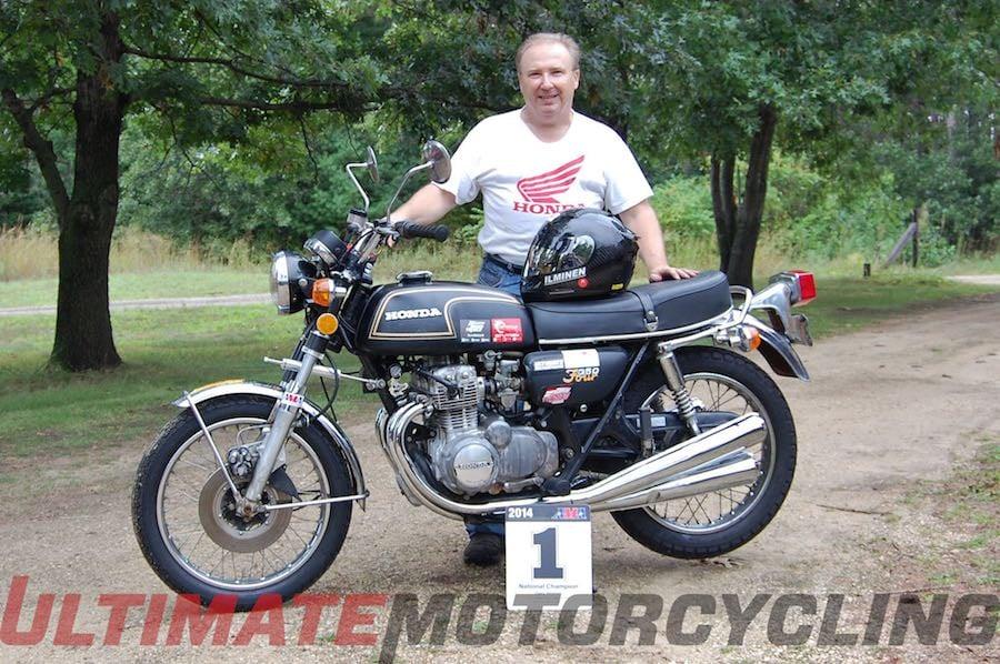 1974 Honda Cb350f Bonneville Speed Record Holder Rebuild