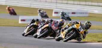 2015 MotoAmerica Superbike Champion – Yamaha's Beaubier