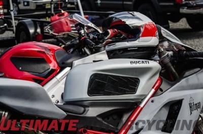 Paddock Ducati NYST