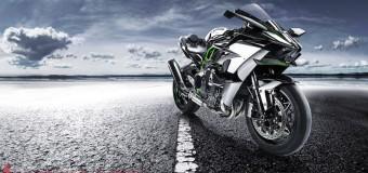 Kawasaki Ninja H2R Akrapovic Evolution Exhaust Launched