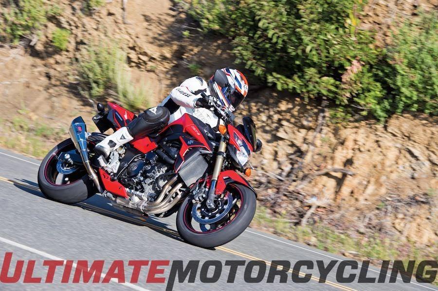10 Best 2015 Motorcycles   Suzuki GSX-S 750